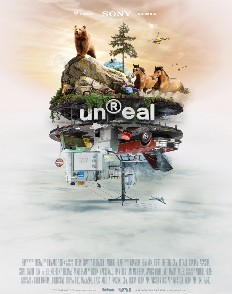 unReal_poster