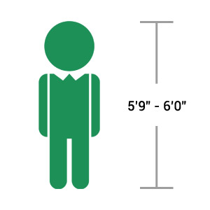 "Adults 5'9"" – 6'0"" [eBike Only]"